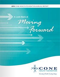 A Look Back at Moving Forward - Annual Report